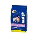 Iams Adult MultiCat Chicken & Salmon 15 кг / Ямс Эдалт Мультикэт для кошек с курицей и лососем 15 кг