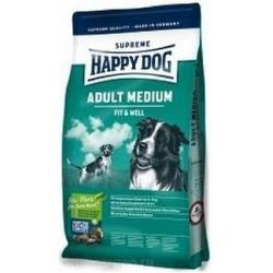 Happy Dog Adult Medium 12,5 кг / Хэппи Дог  для взрослых собак средних пород  12,5 кг