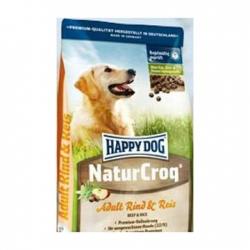 Happy Dog NaturCroq Original 15 кг / Хэппи Дог Натур Крок Ориджинал для взрослых собак с говядиной 15 кг