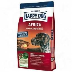 Happy Dog Supreme Africa 12,5 кг / Хэппи Дог суприме Африка (страус и картофель) 12,5 кг