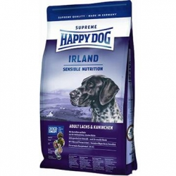 Happy Dog Supreme Irland 12,5 кг / Хэппи Дог суприме Ирландия (лосось и кролик) 12,5 кг