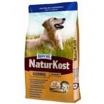 Happy Dog NaturKost Kernig 15 кг / Хэппи Дог Натур крок керинг для взрослых собак мюсли/мясные гранулы 15 кг