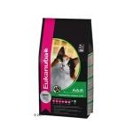 Eukanuba Adult Hairball 4кг / Эукануба Эдалт Хэйрбол для выведения шерсти из желудка 4 кг
