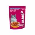 Iams Mature&Senior Chicken 22 шт х 100 гр / Ямс для пожилых кошек (22 шт х 100 гр)