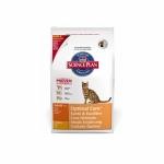 Hills Feline Adult Optimal Care Chicken 5кг /  Хиллс для кошек оптимальный уход с курицей 5кг