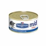 Hills Prescription Diet Feline m/d 24 шт х 156 г / Хиллс для кошек при нарушении обмена веществ (24 шт х 156 г)