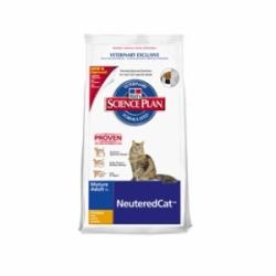 Hills Feline Mature Adult NeuteredCat Chicken 3,5кг / Хиллс для кастрированных котов и кошек 3,5 кг