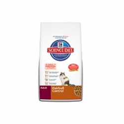 Hills Feline Adult Hairball Control Chicken 1,5кг / Хиллс выведение шерсти из желудка кошек 1,5 кг