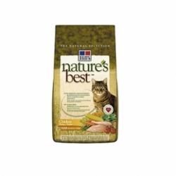 Hills Nature's Best Feline Adult Chicken 2кг / Хиллс Натур Бест с курицей для кошек 2кг
