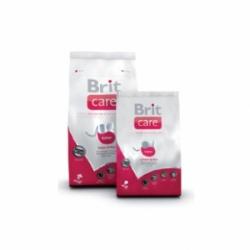 Brit Care Indoor Chicken & Rice 2кг / Брит для кошек живущих в помещении 2кг