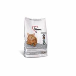 1st Choice Adult Hypoallergenic 6кг / Фест Чойс гипоаллергенный на основе утки для взрослых кошек  6кг