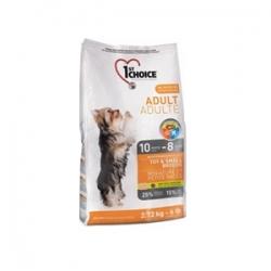 1st Choice Toy & Small Breed 7кг / Фест Чойс для взрослых собак миниатюрных и мелких пород 7 кг