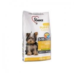 1st Choice Puppy Toy&Small Breeds 7кг / Фест Чойс для щенков миниатюрных и мелких пород 7 кг