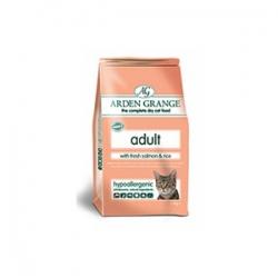 Arden Grange Adult Cat Salmon 15кг / Арден Грендж для взрослых кошек с лососем 15 кг