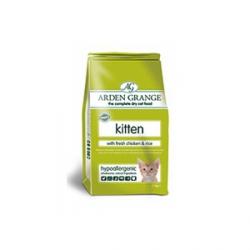 Arden Grange kitten 2,5кг / Арден Грендж для котят 2,5 кг