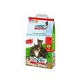 Cat's Best Eko Plus 2.25кг / Древесный комкоющий наполнитель Кэтс Бест 2.25кг