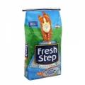 Fresh Step 9,52кг / Фреш Степ тройная защита впитывающий наполнитель для кошачьего туалета 9,52кг