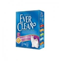 Ever Clean multi crystal blend 6 кг / Эвер Клин с добавлением кристаллов силикагеля 6 кг