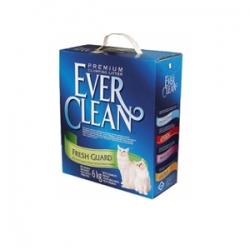 Ever Clean Fresh Guard 10 кг / Эвер Клин с аромотизатором 10 кг