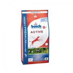 Bosch Active 15кг / Бош Актив для взрослых собак с высоким уровнем активности 15 кг