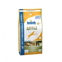 Bosch Adult 15кг / Бош Эдалт для взрослых собак птица со спельтой 15 кг