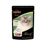 Leonardo Beef (16 шт х 85 гр) / Леонардо для кошек рыба с говядиной (16 шт х 85 гр)