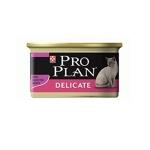 Pro Plan Delicate 24 шт х 85 гр / Про План для взрослых кошек с чувствительным пищеварением (24 шт х 85 гр)