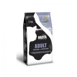 Bozita Outdoor & Adventure 32/18 2 кг / Бозита для активных кошек 2 кг