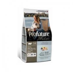 Pronature Holistic Atlantic Salmon & Brown Rice 5,44кг / Пронатюр Холистик для кошек лосось с рисом 5.44кг