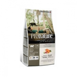 Pronature Holistic Turkey & Cranberries 5,44кг / Пронатюр Холистик для кошек индюшка с клюквой 5.44 кг