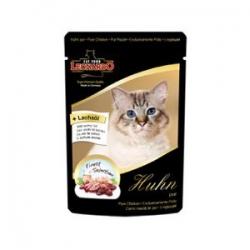 Leonardo Chicken (16 шт х 85 гр) / Леонардо для кошек с курицей (16 шт х 85 гр)