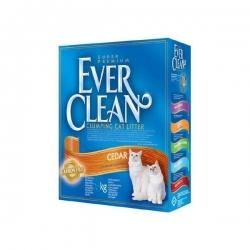 Ever Clean Cedar 10 кг / Эвер Клин с добавлением кедровых опилок 10 кг