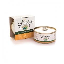 Schesir Chicken & aloe 150 гр х 10 шт / Шезир для собак с курицей и алоэ 150 гр х 10 шт