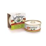 Schesir Chicken & apple  150 гр х 10 шт / Шезир для собак с курицей и яблоком 150 гр х 10 шт