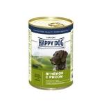Happy Dog Lamb & Rice 400 гр х 20 шт / Хэппи Дог для собак с ягненком и рисом 400 гр х 20 шт