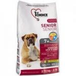 1st Choice Sensitive Skin & Coat 15кг / Чойс для взрослых собак с чувствительной кожей и шерстью 15 кг
