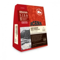 Acana Sport & Agility Dog 2,5кг / Акана Спорт & Аджилити для активных собак всех пород 2,5кг