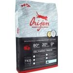 Orijen 6 Fish for Cats (80\20) 6,8кг / Ориджен 6 рыб для взрослых кошек и котят 6,8 кг