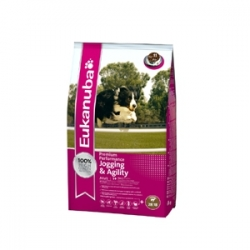 Eukanuba Adult Jogging & Agility 15кг / Эукануба для активных собак 15кг