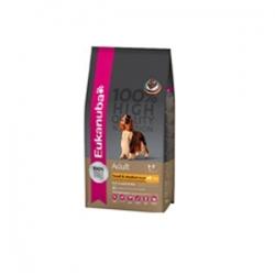 Eukanuba Small & Medium Lamb & Rice 12кг / Эукануба для собак мелких и средних пород ягненок с рисом 12кг