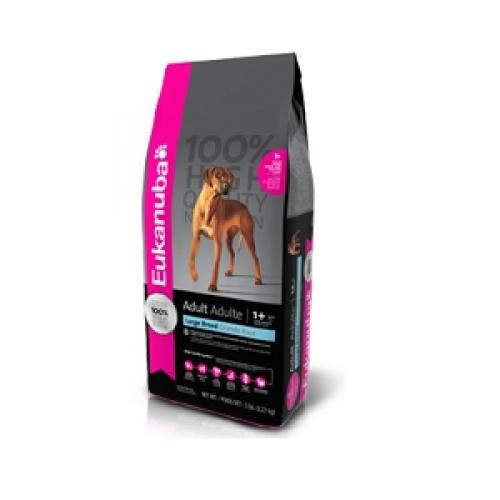 Еукануба д/пожилых собак старше 7 лет ягненок и рис 12кг