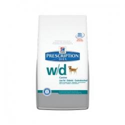 Hills Canine W/D 4кг / Хиллc диета W/D лечение сахарного диабета, запоров, колитов 4 кг