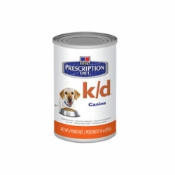 Hills Canine k/d12 шт х 370 г / Хиллc при заболеваниях почек (12 шт х 370 г)