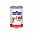 Hills Canine h/d 12 шт х 370 г / Хиллc при заболеваниях сердца (12 шт х 370 г)