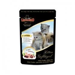 Leonardo kitten (16 шт х 85 гр) / Леонардо для котят (16 шт х 85 гр)