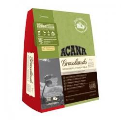 Acana Grasslands for Cats 2,5кг / Акана Гресслэнд Кэт для взрослых кошек и котят 2,5 кг