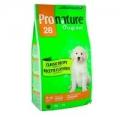 Pronature Original 28 Large Breed  20кг / Пронатюр 28 для щенков крупных пород 20 кг