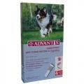 Advantix 250  / Капли Адвантикс 250 для собак от 10 до 25 кг 4шт х 2,5 мл