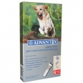 Advantix 400 / Капли Адвантикс 400 для собак больше 25 кг 4шт х 4 мл