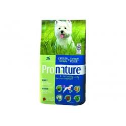 Pronature Original 26Adult Mini & Medium breed 7,5кг / Пронатюр 26 для взрослых собак мелких и средних пород 7,5 кг